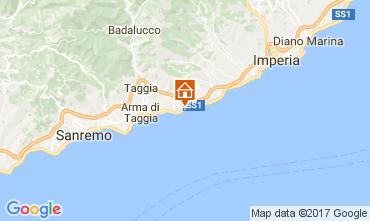 Mappa Santo Stefano al Mare Monolocale 57081