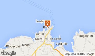 Mappa Roscoff Monolocale 40310