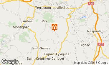Mappa Sarlat Agriturismo 30246