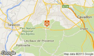 Mappa Saint Rémy de Provence Casa 90715