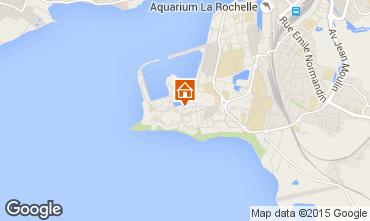 Mappa La Rochelle Appartamento 77124