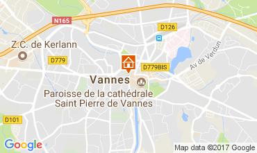 Mappa Vannes Appartamento 78927