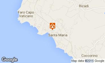 Mappa Santa Maria Ricadi Appartamento 86462