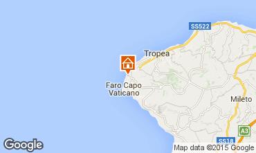 Mappa Tropea Appartamento 74466
