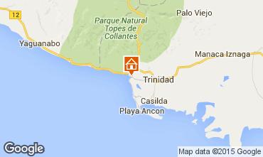 Mappa Trinidad B&B 86746