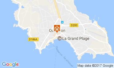 Mappa Quiberon Casa 109567