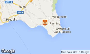Mappa Pachino Appartamento 76992