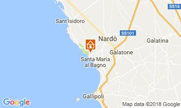 Mappa Nardò Villa  115205