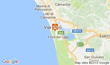 Mappa Viareggio Casa mobile 113064
