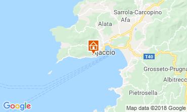 Mappa Ajaccio Monolocale 115208