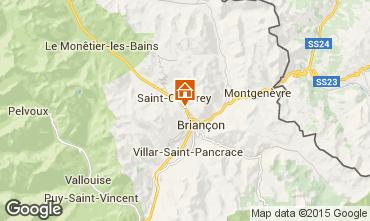 Mappa Briançon Appartamento 80698