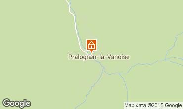Mappa Pralognan la Vanoise Appartamento 89173