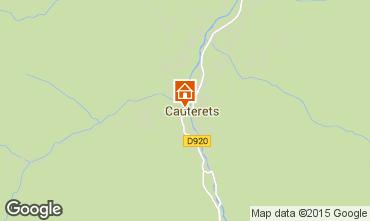 Mappa Cauterets Appartamento 56119
