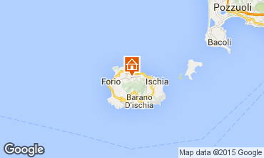 Mappa Ischia Appartamento 99751