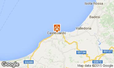 Mappa Castelsardo Appartamento 83701