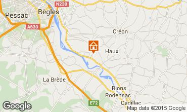 Mappa Bordeaux Casa 82843
