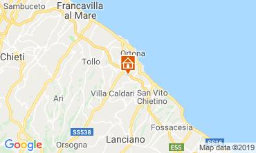 Mappa Ortona Villa  70630
