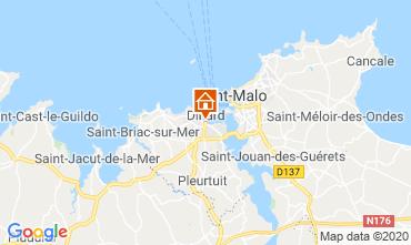 Mappa Dinard Villa  113143