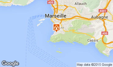 Mappa Marsiglia Appartamento 18588
