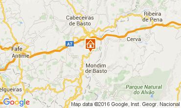 Mappa Celorico de Basto Agriturismo 64269
