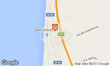 Mappa San Vincenzo Appartamento 95208