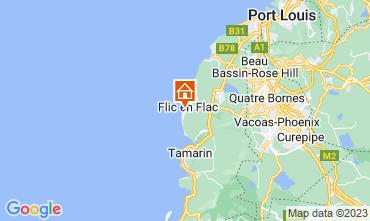 Mappa Flic-en-Flac Appartamento 94521