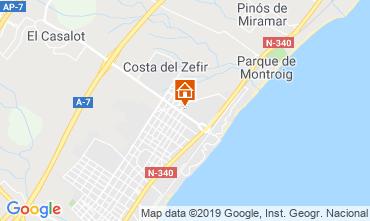 Mappa Miami Playa Villa  119438