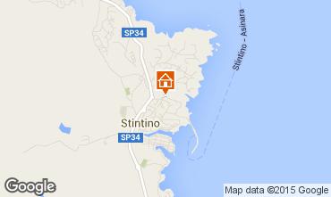 Mappa Stintino Appartamento 97418