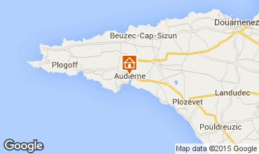 Mappa Audierne Casa 60234