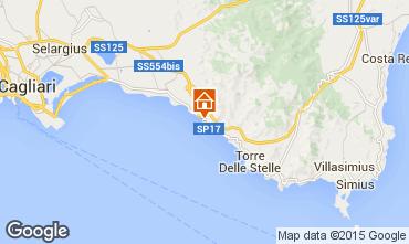 Mappa Quartu Sant'Elena Appartamento 87785