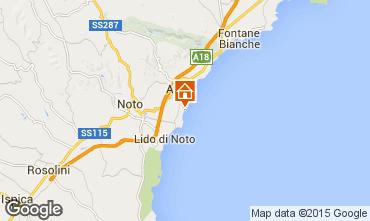 Mappa Noto Villa  84770