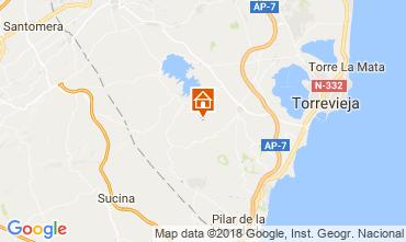 Mappa Alicante Appartamento 114022