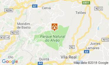 Mappa Vila Real Agriturismo 114765