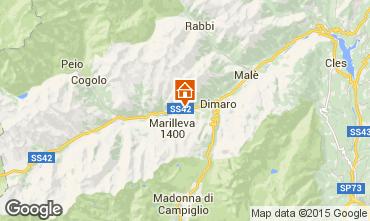 Mappa Commezzadura Appartamento 93308