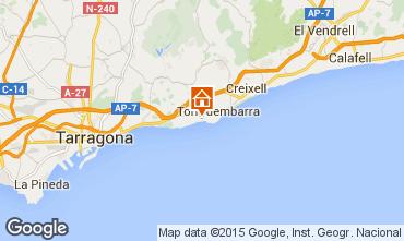 Mappa Tarragona Appartamento 8176