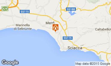Mappa Sciacca Appartamento 100271
