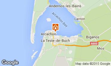 Mappa Arcachon Villa  96642