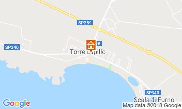 Mappa Torre Lapillo Appartamento 116528