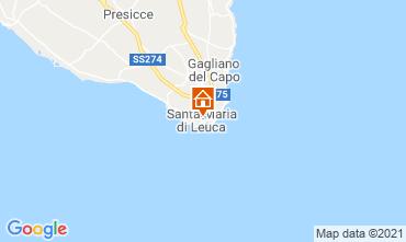 Mappa Santa Maria di Leuca Appartamento 65510
