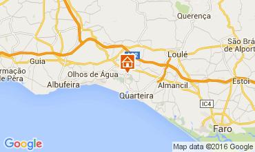 Mappa Vilamoura Casa 105518