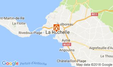Mappa La Rochelle Appartamento 69535