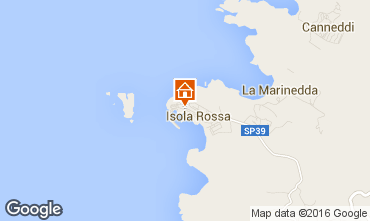 Mappa Isola Rossa Appartamento 102560
