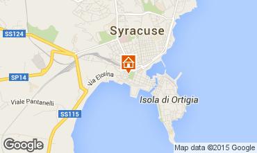 Mappa Siracusa Villa  48546