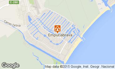 Mappa Empuriabrava Casa 68928