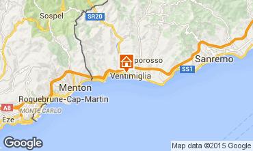 Mappa Ventimiglia Appartamento 87117