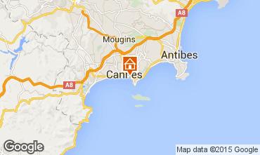 Mappa Cannes Monolocale 16282