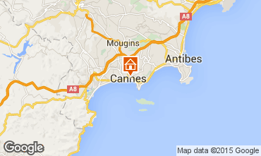 Mappa Cannes Monolocale 33342