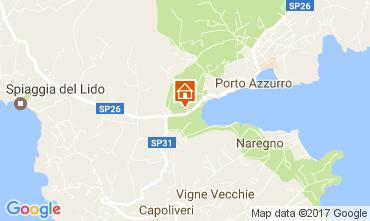 Mappa Porto Azzurro Monolocale 108721