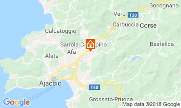 Mappa Ajaccio Monolocale 40805