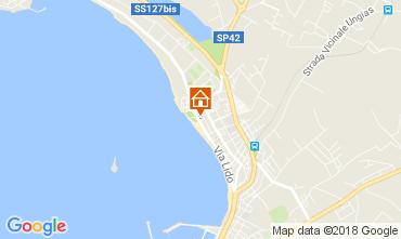 Mappa Alghero Appartamento 106988
